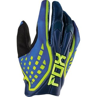 FOX Flexair Race Glove 15 Blue Medium