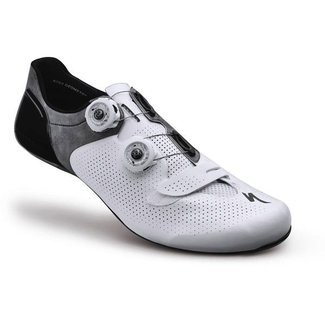 Specialized S-WORKS 6 RD SHOE WHT 45/11.5