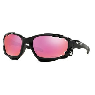 OAKLEY RACING JACKET VENTED polished black/ prizm trail