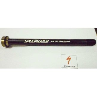 Specialized STECKACHSE BJ13-15 TURBO S REAR AXLE 142+ 12MM THRU-AXLE
