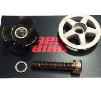 Specialized SPECIALIZED HEADSET WAGON WHEEL TOP CAP FOR ADJUSTING SUBSTITUTE WHT ASYMETRIC