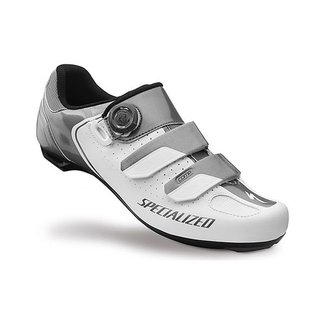 Specialized SPECIALIZED COMP RD SHOE WHT/TI 42/9