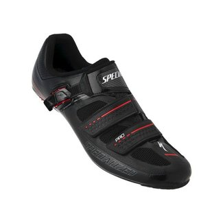 Specialized SPECIALIZED PRO RD SHOE BLK/RED 44/10.6