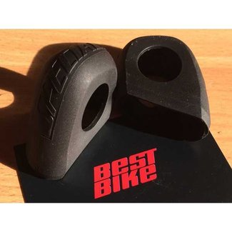 Specialized SPECIALIZED MTB RUBBER CRANK CAPS - PAIR