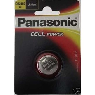 Batterie PANASONIC CR 2450 3V 650mAh