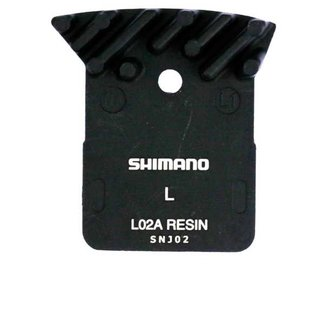 SHIMANO DISC BELÄGE KUNSTHARZ  L02A mit FIN BR805, BR505