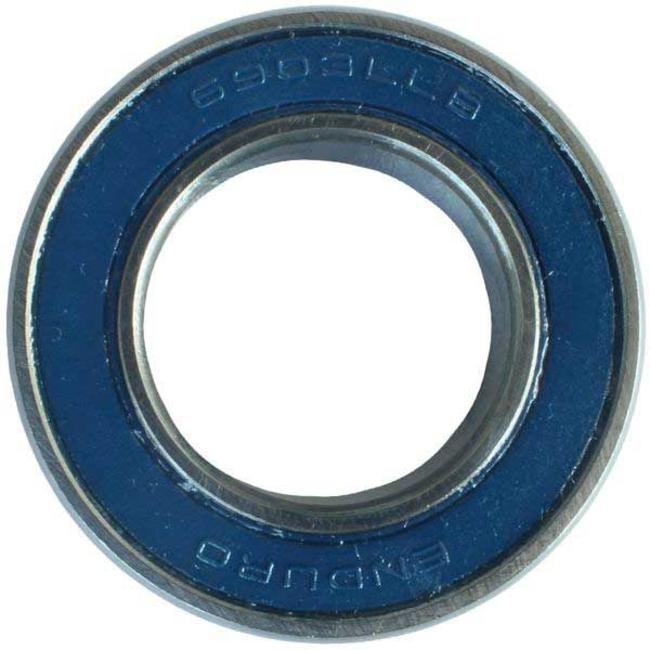 Enduro Bearings ENDURO BEARINGS 6903 LLB ABEC 3 Lager, 17 x 30 x 7 6903LLB