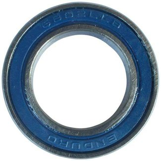 ENDURO BEARINGS 6802 2 RS ABEC 3 Lager, 15 x 24 x 5 6802LLB