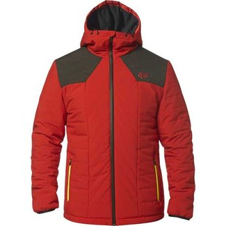 FOX COMPLETION JACKET Large flame red