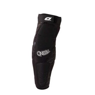 ONEAL O'NEAL Sinner Combo Knee/Shin Guard , 004-Large, black