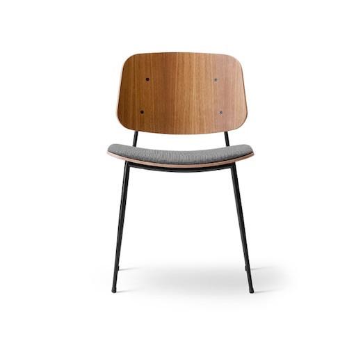 3061 SOBORG 煙燻橡木餐椅