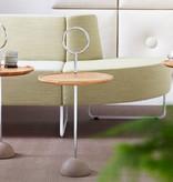 LOLLIPOP 胡桃木沙发边桌