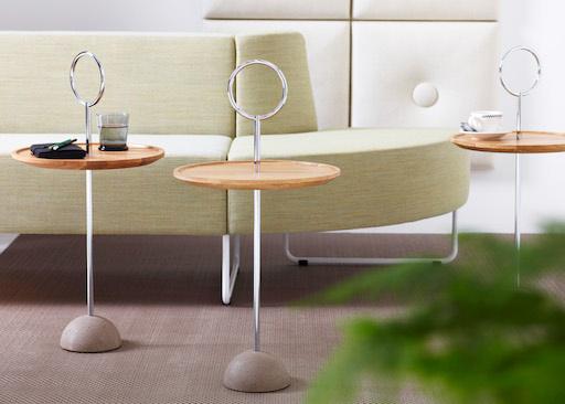 LOLLIPOP SOFA TABLE