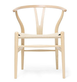 CH24 WISHBONE CHAIR IN BEECH