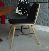 (SHOWROOM ITEM) 1720 SPINE DINING CHAIR