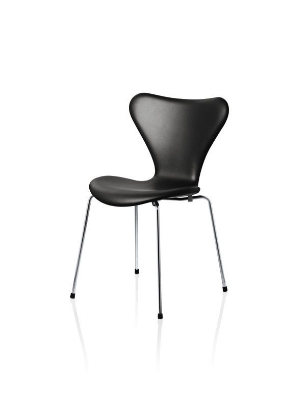 3107 CHAIR 3107 CHAIR IN BLACK LEATHER