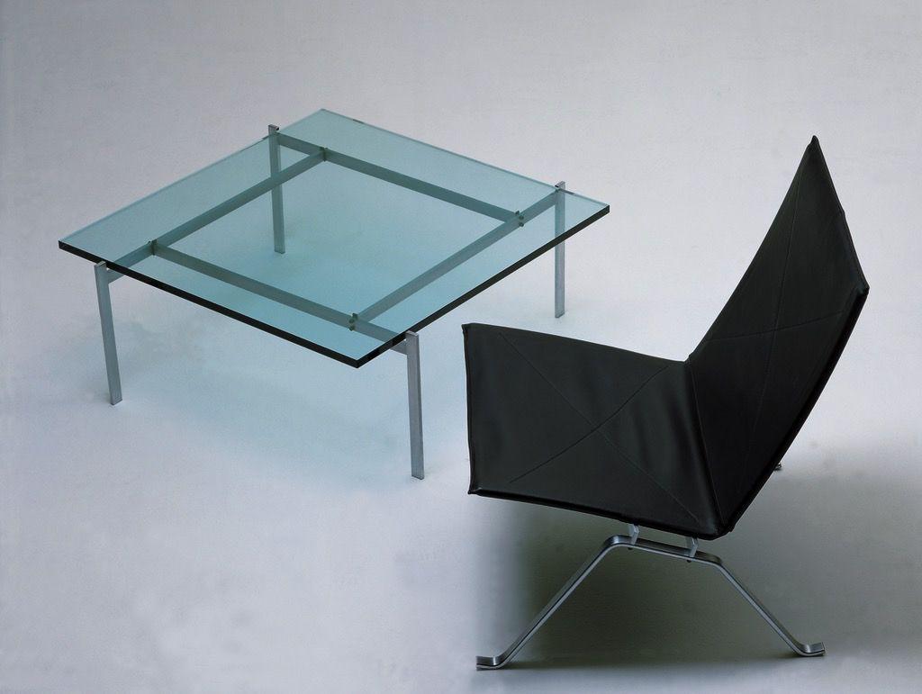PK61 玻璃面茶几