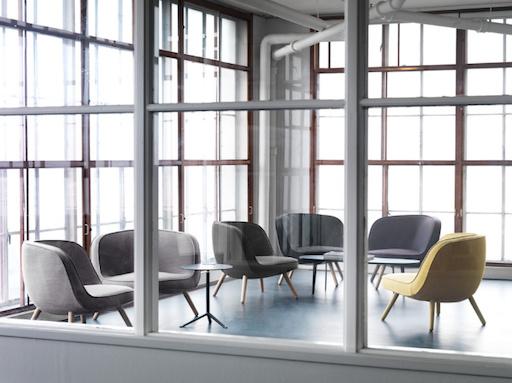 VIA57™  布質創意休閒椅