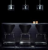 3197 SERIES 7 暗色的橡木酒吧椅子