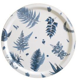 1001-46 COHIBA STENSÖTA植物HJERTÉN & HJERTÉN 桦木蓝白色托盘(小)