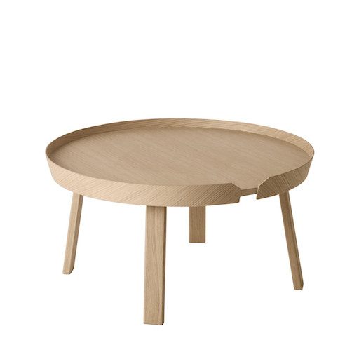 AROUND COFFEE TABLE LARGE IN OAK