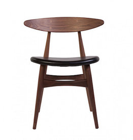 CH33P烟熏橡木餐椅