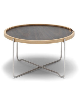 CH417双面托盘型边桌