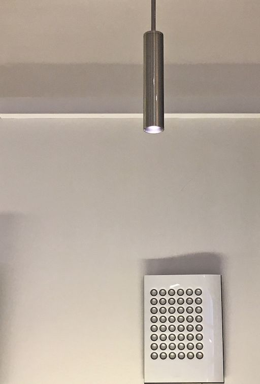 RAY LED 磨砂鋁合金吊燈