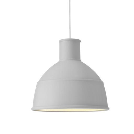 UNFOLD PENDANT LAMP IN LIGHT GREY COLOUR