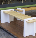 PLAY WOOD BENCH, FIR WOOD AXIS TREATED FOR OUTDOOR