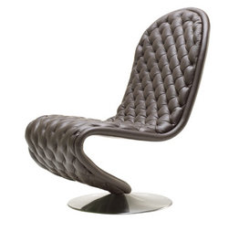 SYSTEM 123 S-SHAPED LOW LOUNGE CHAIR DELUXE (DISPLAY)