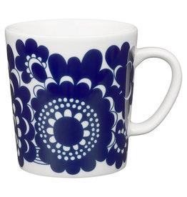 ARABIA 蓝花装饰马克杯 (1973)
