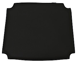 可拆卸真皮坐墊 (適用於CH24叉骨椅)