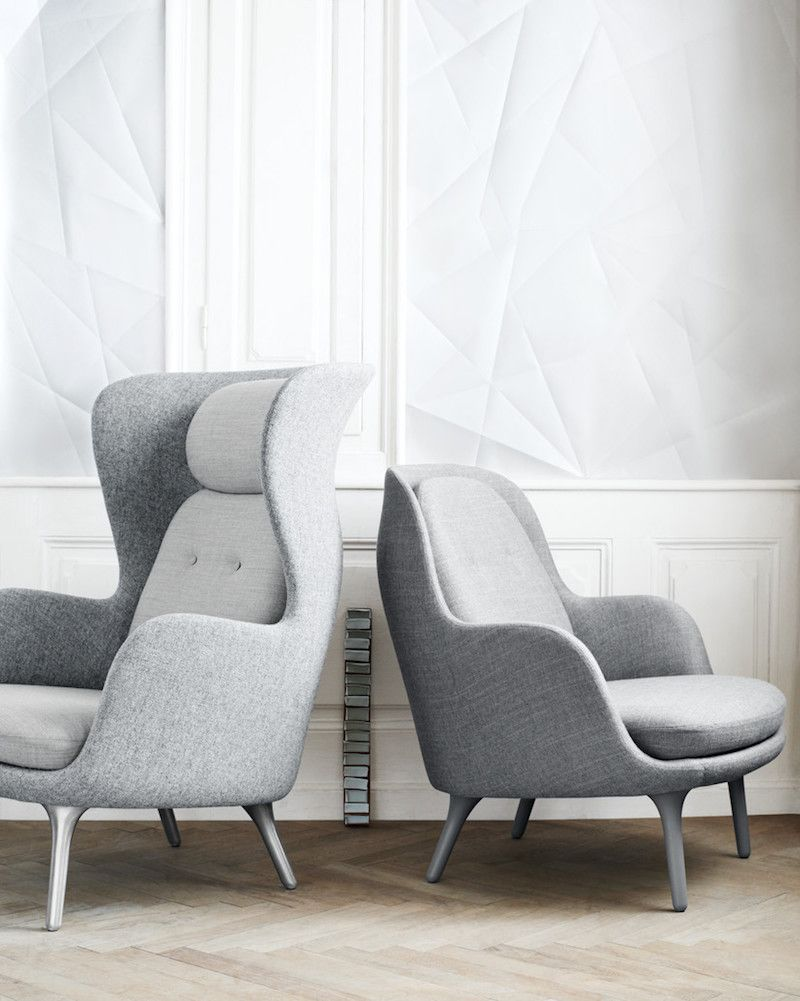 JH1 RO EASY 灰色椅