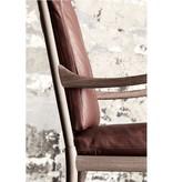 OW149 实心橡木休闲椅