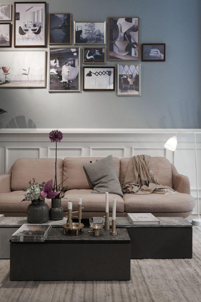 JH300 LUNE 三座位沙发