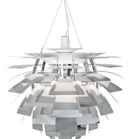 PH ARTICHOKE LED PENDANT LIGHT, POLISHED STAINLESS STEEL