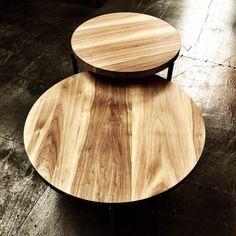 PLATEAU 矮身咖啡桌