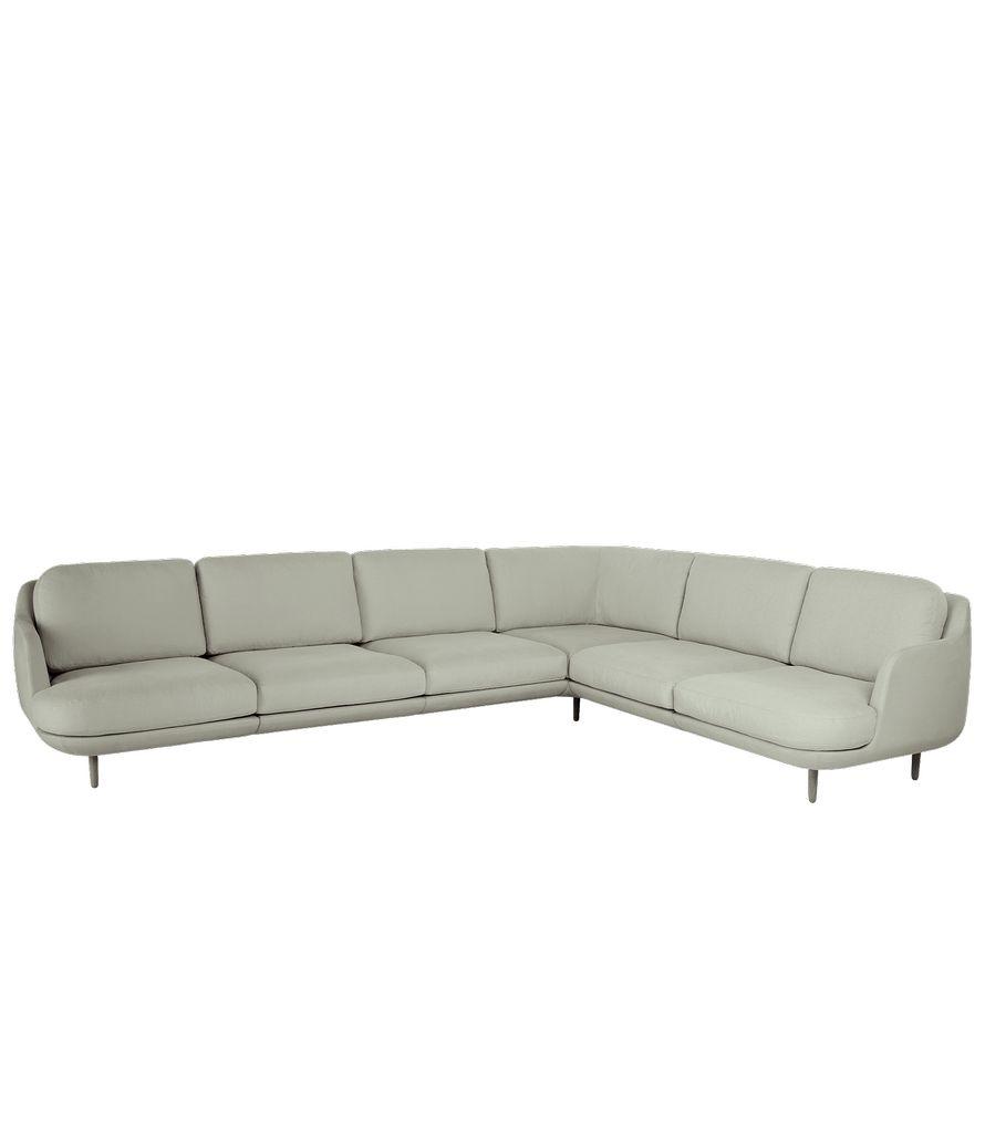 JH610 LUNE 六座位连角沙发