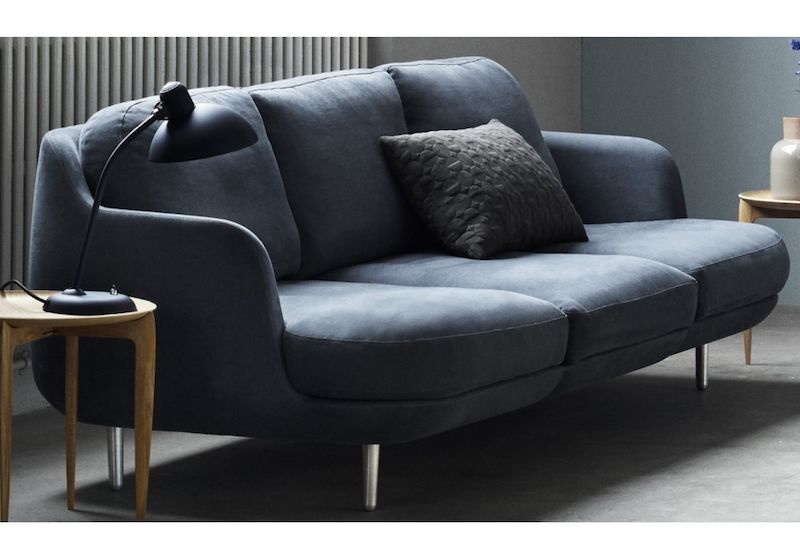 JH300 LUNE 3-SEATER SOFA