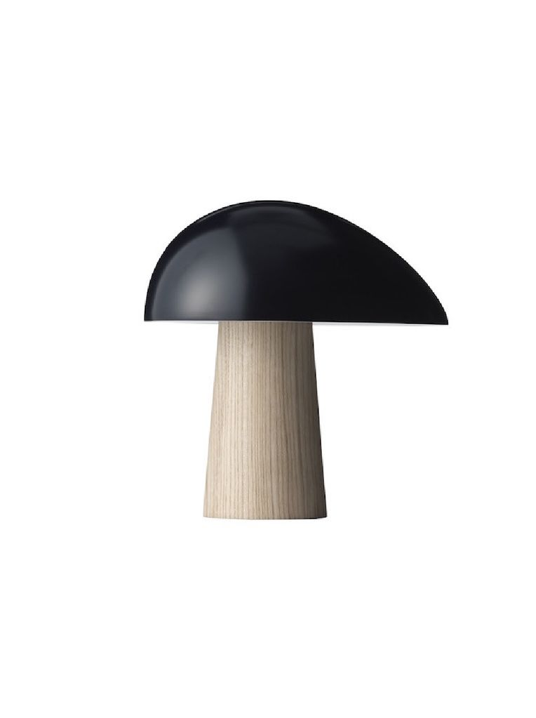 NIGHT OWL TABLE LAMP IN MIDNIGHT BLUE SHADE