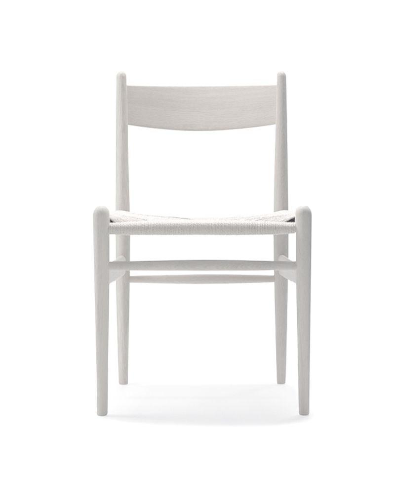 CH36榉木餐椅
