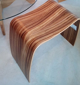 112 M Stool 班馬木凳子