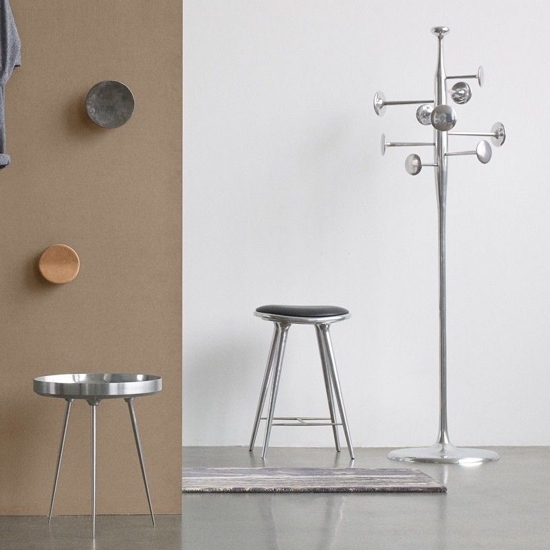 ALU BOWL循环再造鋁桌子