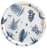 1001-46 COHIBA STENSÖTA植物HJERTÉN & HJERTÉN 桦木蓝白色托盘(大)