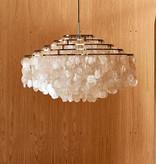 FUN 11DM 珍珠母片銅色吊灯