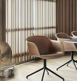 23450 FIBER 皮革扶手椅