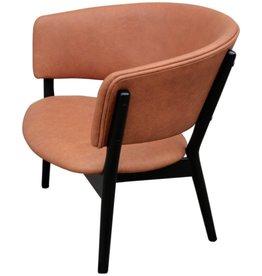 (陳列品) ND83 非洲崖豆木制造休闲椅