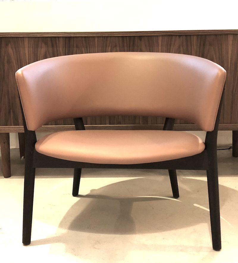 ND83 非洲崖豆木制造休闲椅