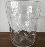 FINELY ETCHED ORREFORS STUDIO VASE WITH SEAGULLS AND FISH
